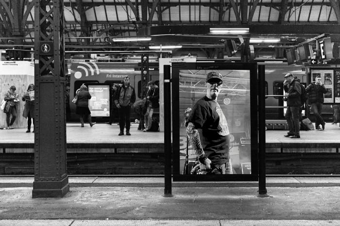 Bahnhof London Paddington